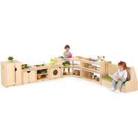 Just For Toddlers - Storage & Role-Play Furniture