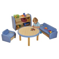Safespace - Children's Padded Furniture System