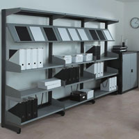 Technic Metal Shelving