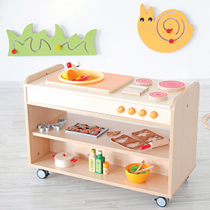 Children's Role-Play - ''Flexi'' Kitchen Top Only