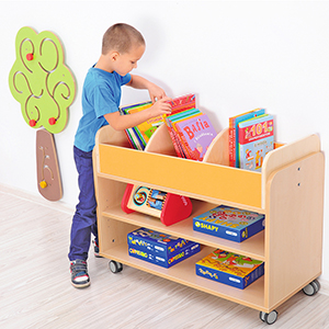 Children's Role-Play - ''Flexi'' Bookcase Top Only