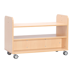 Children's Role-Play - ''Flexi'' Mobile Open Cabinet