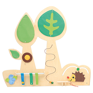 Forest Sensory Wall - Set 1