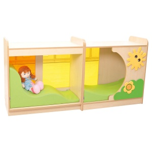 Children's Relaxation Cabinet