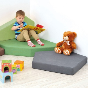 Children's Geometric Mattress Set