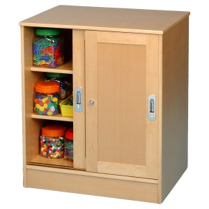 Medium Wooden Cupboard