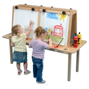 4 Person Table Easel