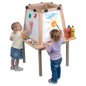 4 Sided Table Easel