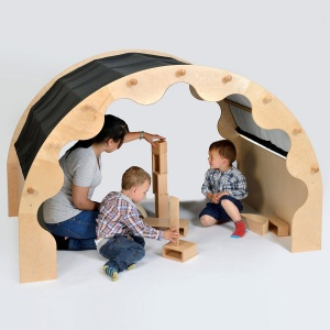 Children's Nursery Play Pod & Canopy