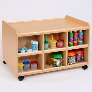 Double Sided Nursery Resource Unit