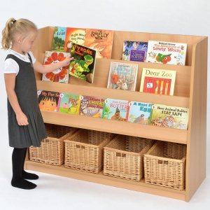 Primary Fusion Hub Book Storage Unit