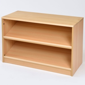 Room Scene - Angled Shelf Classroom Tidy Store