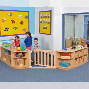 Room Scene 4 - Children's Store & Play + Gate