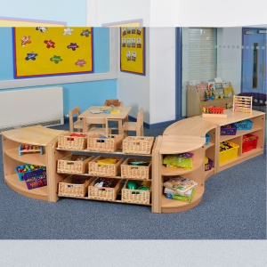 Room Scene 7 - Linking Nursery Storage Pack