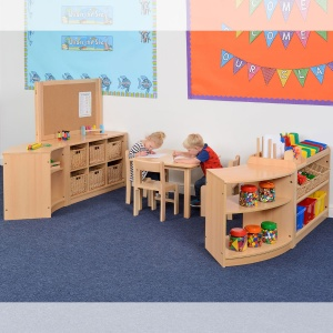 Room Scene 13 - Children's Creative Space