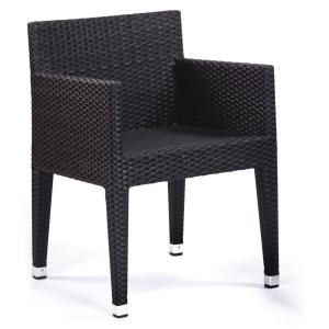 Sorrento Outdoor Box Weave Chair