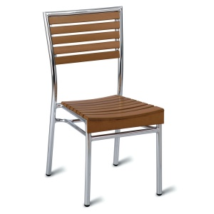 Monaco No Wood! Outdoor Cafe Chair