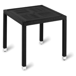 Geneva No Wood! Outdoor Square Table