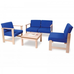Advanced Wooden Lounge Seating