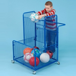 School Sports Ball Picker