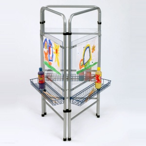 3 Sided Children's Art Easel