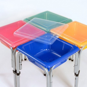 Tiny Tub Square Lid (Single)