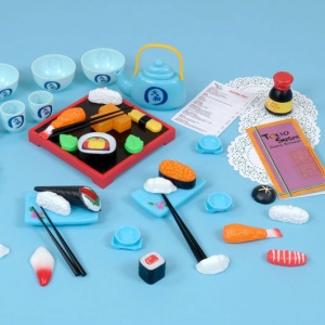 Children's Japanese Food Set (58 Pieces)