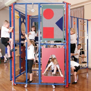 ActivTower Fixed Indoor Climbing Frame