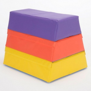 3 Tier Foam Vaulting Box