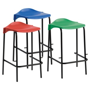 Advanced Low-Back School Stool