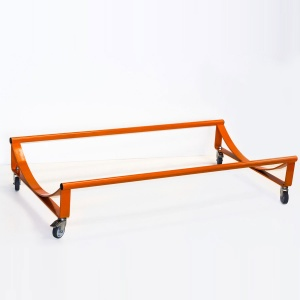 Heavy-Duty Cricket / Bowls Mat Trolley