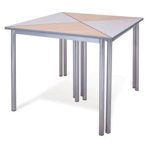 Advanced Chunky Triangular School Table
