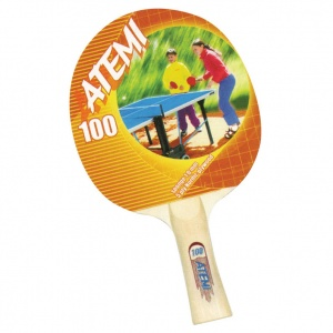 Atemi 100 Table Tennis Bats