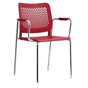 Malika C - School Hall Armchair