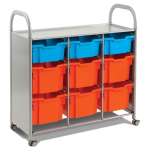 Callero Treble Trolley + Multi-Tray