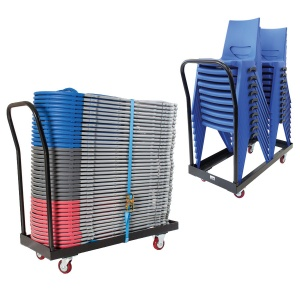 Chair Storage Trolley