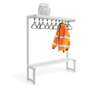 Security Coat Hangers (Pack of 10)