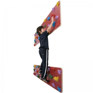 Outdoor Climbing Wall Traverse Panels
