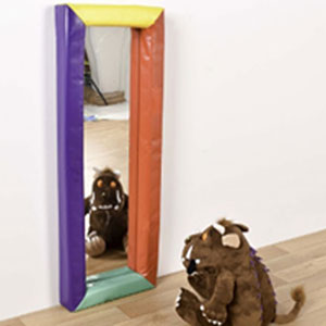 Children's Soft Frame Mirror