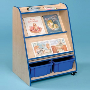 Denby Classroom - Mobile Display Storage