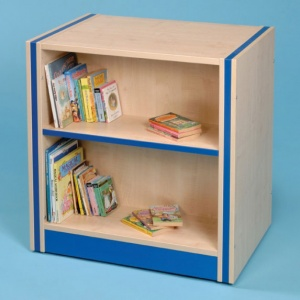 Denby Classroom - Double Sided Bookcase