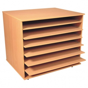 A1 Paper Storage (6 Shelves)