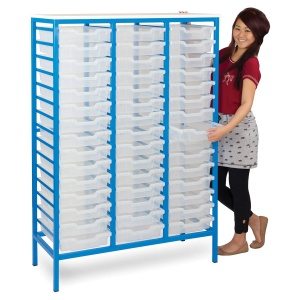 45 Shallow Tray Storage