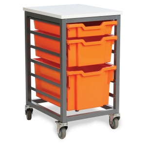 EF8803C 6 Shallow Tray Mobile Store