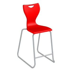 Remploy EN Ergonomic Skid-Base High Chair