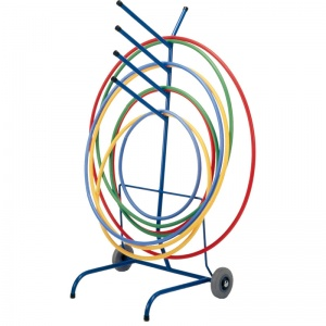 School Sports Hoop Trolley