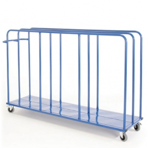 School Gym Mat Vertical Trolley