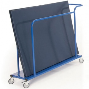 School Gym Junior Vertical Mat Trolley