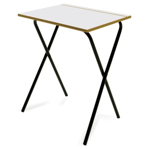 Advanced Premium Folding Exam Desk
