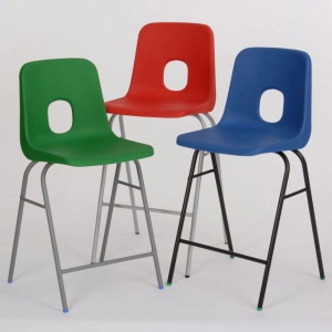 E-Series School Lab & Craft Stool